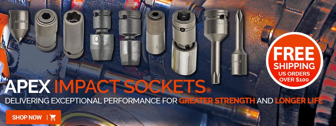 Apex Sockets Free Shipping